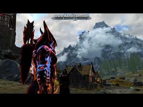 The Elder Scrolls V: Skyrim Все крики (в одном видео)