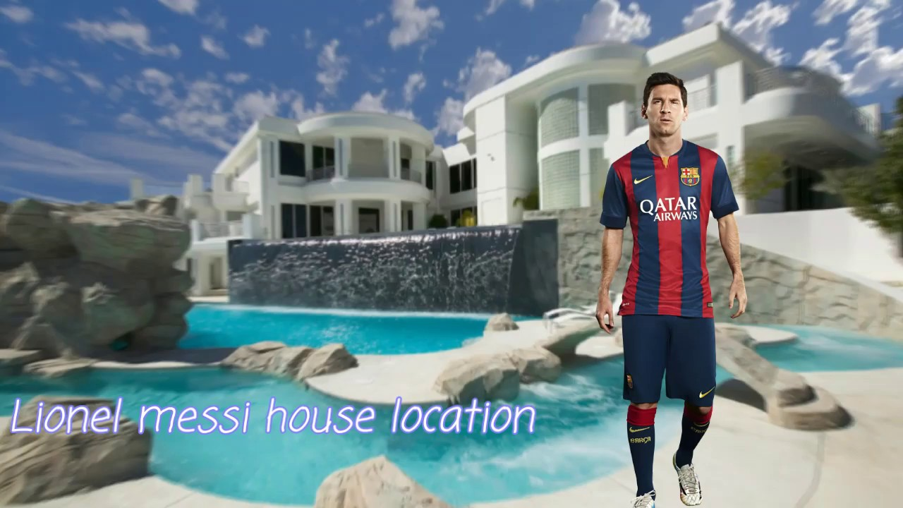 lionel messi house location google earth 2017 youtube. Black Bedroom Furniture Sets. Home Design Ideas