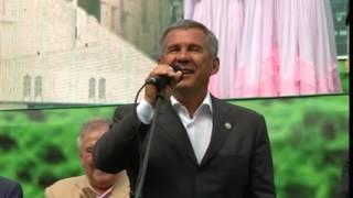 Сабантуй-2015 в Казани