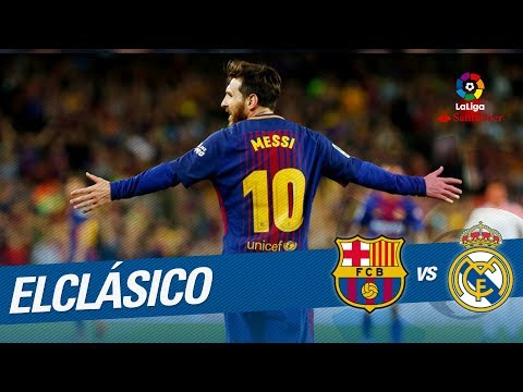 ElClásico - Gol de Messi (2-1) FC Barcelona vs Real Madrid