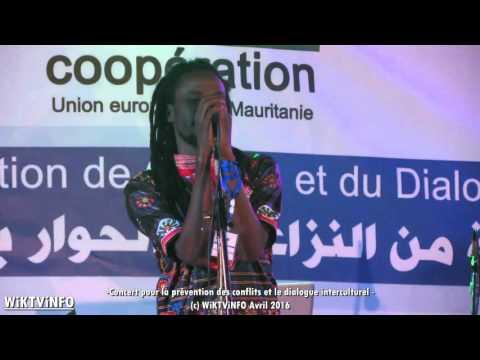 Mauritanie : concert pour la prévention des conflits et le dialogue interculturel