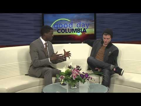 Actor Jonny Weston stops by Good Day Columbia on WACH FOX