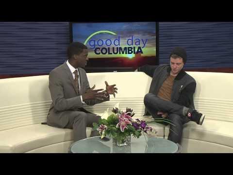 Actor Jonny Weston stops by Good Day Columbia on WACH FOX