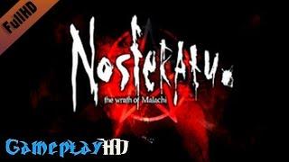 Nosferatu: The Wrath of Malachi Gameplay (PC HD)