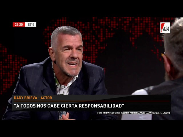 LNE | LUIS NOVARESIO ENTREVISTA - DADY BRIEVA