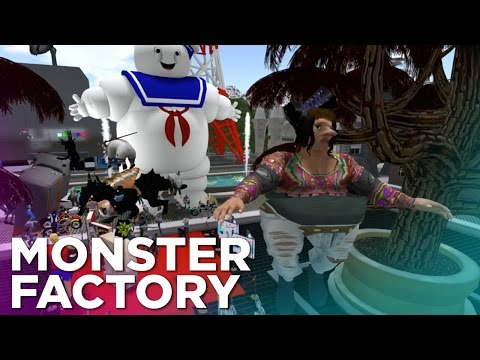Monster Factory: Second Life, Second Chances - Part Three