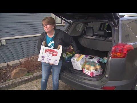 Astoria pop-up pantry aims to help Coast Guard