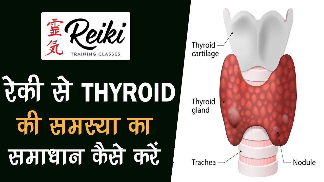 Reiki Healing For Thyroid // Satya Narayan Reiki Grand Master