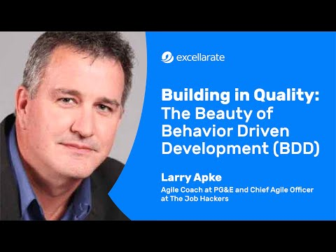 Behavior Driven Development - Synerzip Webinar(Jul 2017)