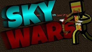 ЗАБАНИЛИ на сервере   Sky Wars in MCPE 0.16