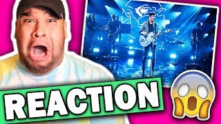 Shawn Mendes - Nervous (LIVE on James Corden) REACTION