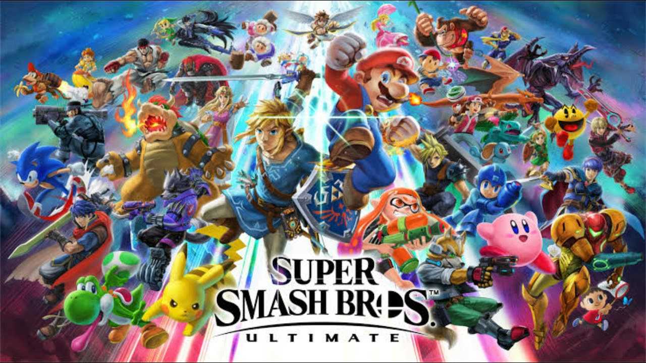 Main Theme Lifelight English Version Super Smash Bros Ultimate Ost