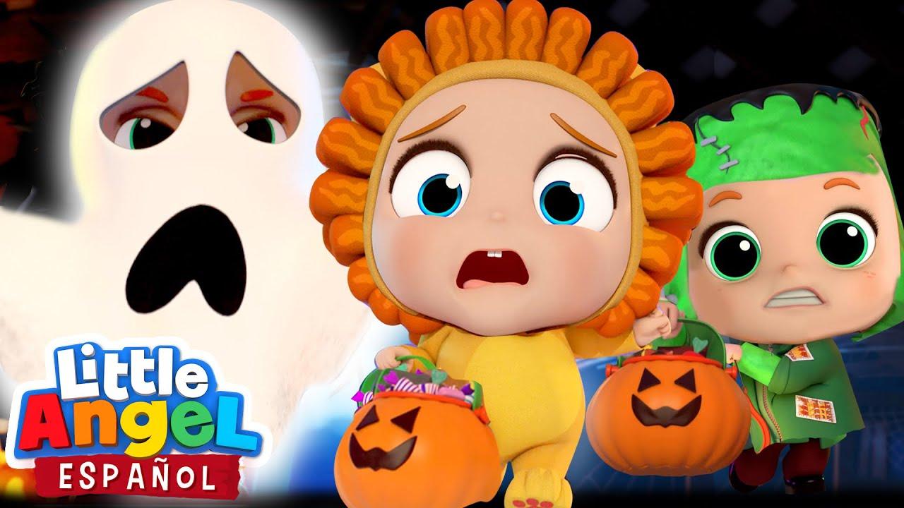Celebremos Halloween con Bebé Juan🎃 | Canciones Infantiles | Little Angel Español
