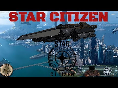 STAR CITIZEN | Underground Stream Footage | Nobledroid Gaming | Arena Commander warm up with Cutlass