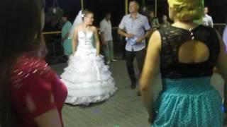Свадьба, танец с платочком, который я видел на юге Полесья.