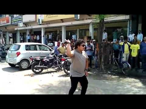 Chhattisgarhiya Soldiers || Korba shooting in jab tak mor maya la song || peehu films
