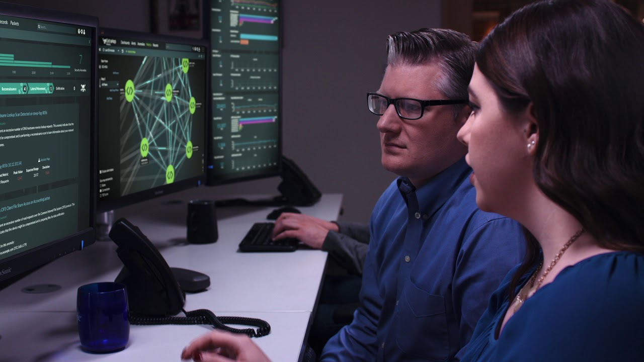 Meet Reveal(x): Network Traffic Analytics for the Enterprise
