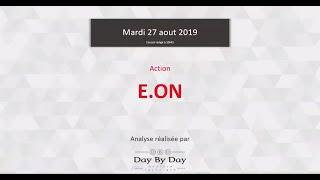 Achat E.ON     dГ©e de trading  G 27.08.2019