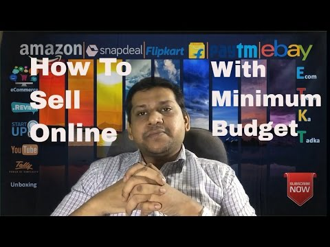 How To Start Online Business Or How To Start Ecommerce Business With Minimum Budget