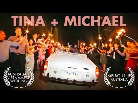 Wedding Video Melbourne Tina + Michael - Ballara Receptions Wedding Venue - White Heights Media
