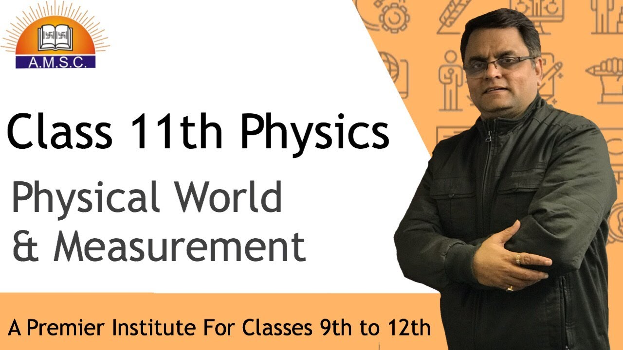 physical world and measurement pdf