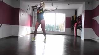 Sound Bang (Major Lazer feat. Machel Montano) Zumba® Fitness Patrycja
