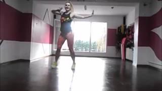 Sound Bang (Major Lazer feat. Machel Montano) Zumba® Fitness Patrycja