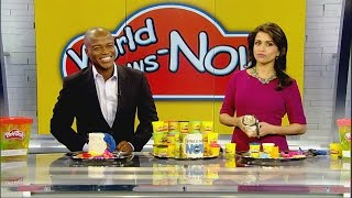 Happy World Play-Doh Day! | ABC News