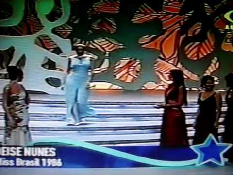 Miss Brasil 2004 - Homenagem 50 anos Miss Brasil - 1ª Parte