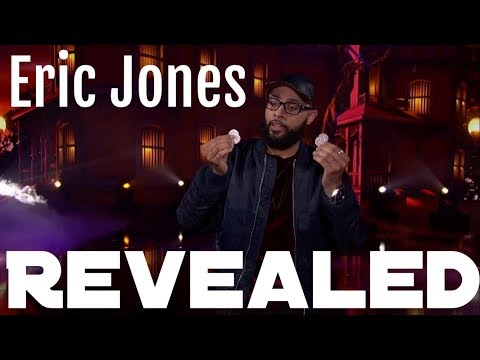REVEALED - Eric Jones' Semi-Final Coin Trick On AGT!