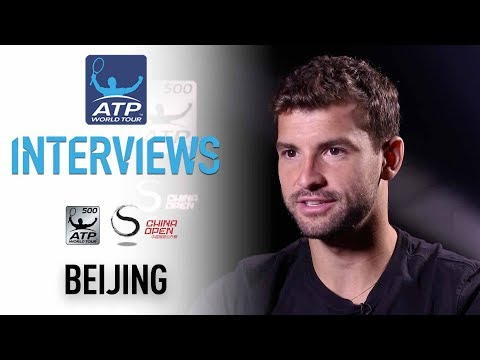 Dimitrov Looks To Return To Beijing Final 2017