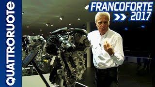 Francoforte 2017 - A lezione con Paolo Massai: i motori | Quattroruote