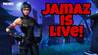 Playing Fortnite :) | use code jamas02