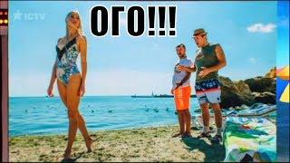 Мужики на пляже - угарные приколы - ИЮНЬ 2018 - Дизель Шоу ЛУЧШЕЕ