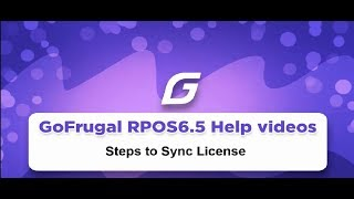 How to do license Sync? Mp3