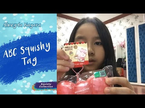 ABC Squishy Tag (NAYA)