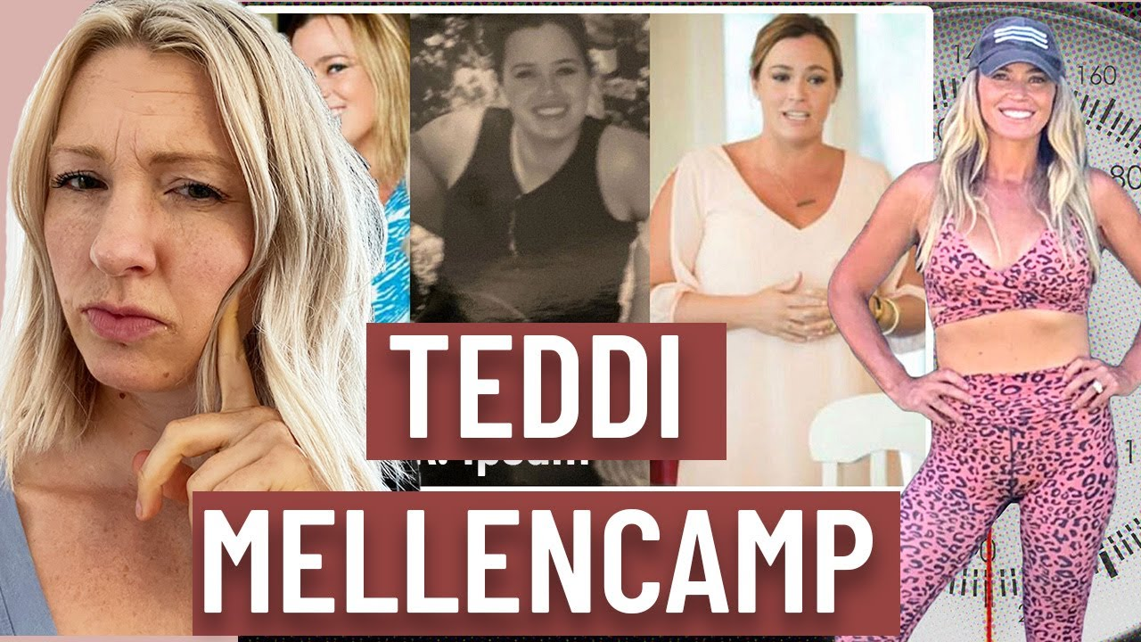 """Dietitian Reviews Real Housewife of Beverly Hills Teddi Melencamp's """"ALL IN"""" (This is SO DANGEROUS!)"""