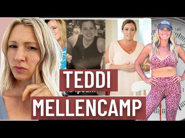 Dietitian Reviews Real Housewife of Beverly Hills Teddi Melencamp's