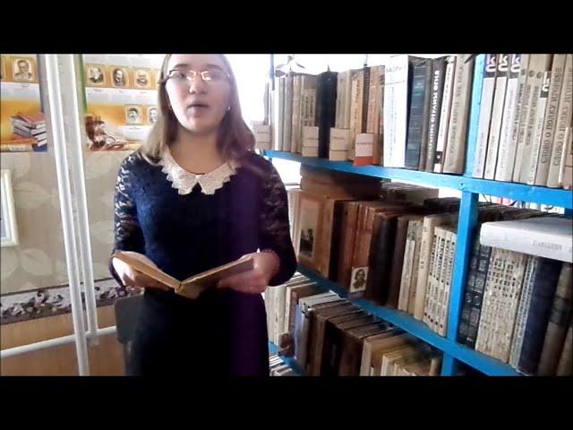 Изображение предпросмотра прочтения – ВалентинаБудник читает произведение «Королева» С.А.Есенина