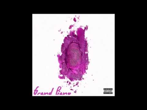 Nicki Minaj  Grand Piano  The Pinkprint  audio