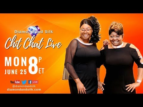 "Diamond And Silk ""Chit Chat Live"" 