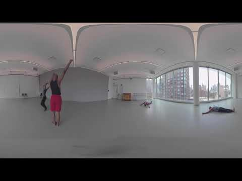 Watch This 360 Video of Alvin Ailey American Dance Theater