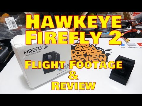 Hawkeye Firefly 2 Mini Action Cam | Best Budget 1080p 60fps & 2K 30fps