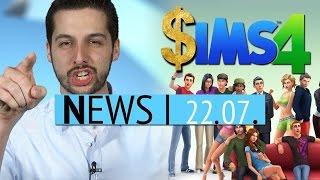 Premium für Sims 4 & Gewinnspiel-Sieger crackt Modern Combat 5 - News - Dienstag, 22. Juli 2014