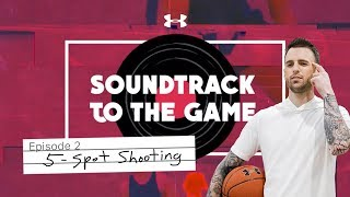 Basketball Drills w/ Chris Brickley  - Five Spot Shooting | Soundtrack to the Game
