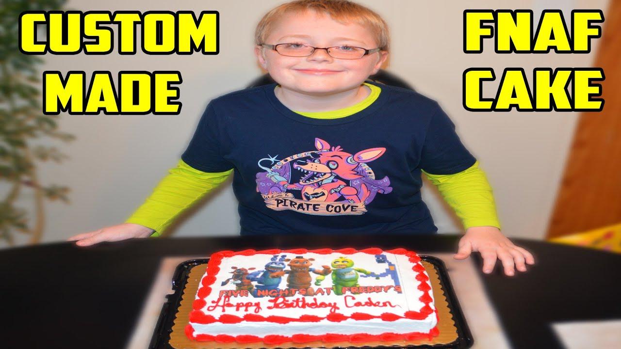 Freddys Custom Cakes