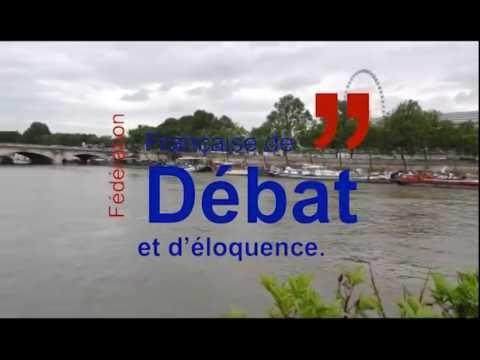 Finale du Championnat de France de Débat - Edition  2016