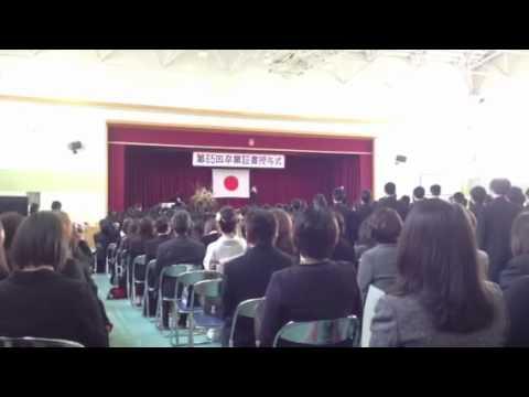 清須市立新川中学校 校歌   by Shinkawa2014 ③