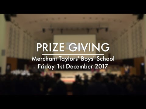 Excerpts from 'Return to the Forbidden Planet' - Senior Boys Prize Giving 2017