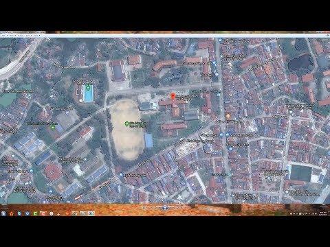 Tải Bản đồ Google Map Chất Lượng Cao Không Cần Phần Mềm